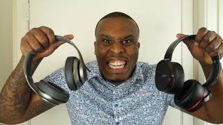 Comparison: Sony MDR XB950BT vs Beats Studio 2