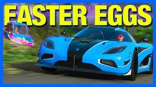Forza Horizon 4 : Easter Egg Hunt!!