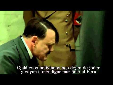 Hitler se entera de que Perú recuperó territorio en Fallo de la Haya