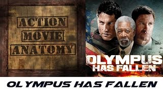 Olympus Has Fallen (2013) Review   Action Movie Anatomy