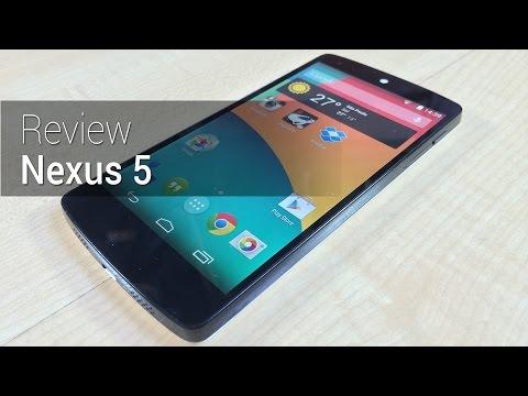 Prova em vídeo: Nexus 5 | Tudocelular.com