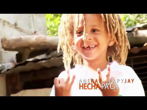 Ane Rap Feat. Papy Jay - Hecha pa`ca By Basuca Music