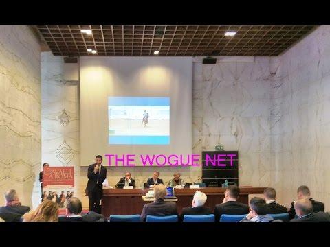 THE WOGUE.NET: NEWS dal mondo sport & eventi press conferenze Cavalli a Roma