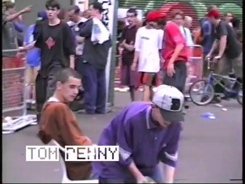 Skate Crates - Andy Evans - The Demo's Episode Part 2