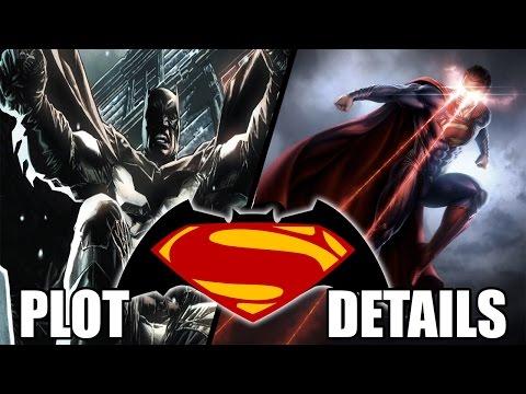 Batman V. Superman: Leaked Plot Details