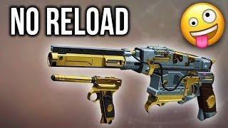 Attempting the NO RELOAD We Ran Out of Medals challenge... (Destiny 2)