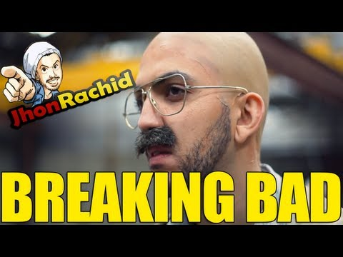 Jhon Rachid Téma - Breaking Bad