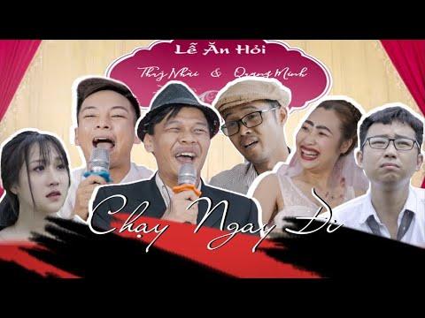 Phim ca nhạc CHẠY NGAY ĐI - TRUNG RUỒI, MINH TÍT, THƯƠNG CIN - MV PARODY thumbnail