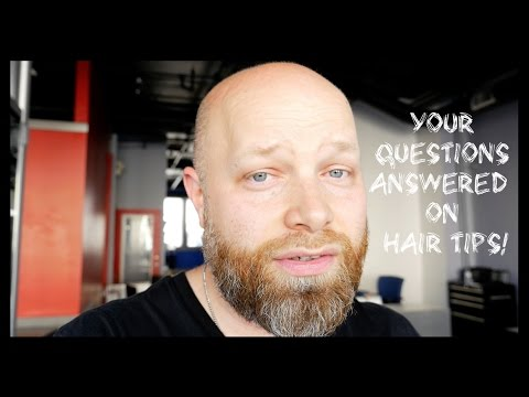 Hair Tips - What to Tell Your Barber-Stylist Q&A - TheSalonGuy
