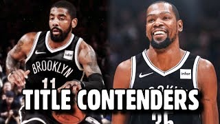 How the Brooklyn Nets Built a Championship Team After the WORST TRADE IN NBA HISTORY