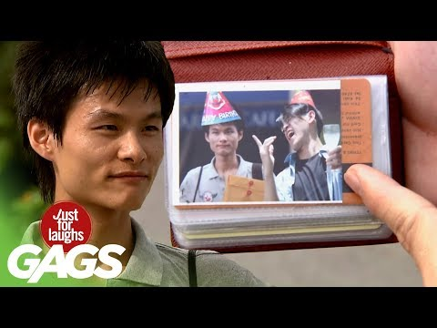 Bumping Into Old Friends/Strangers Prank ! JFL Gags Asia Edition
