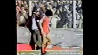 Maradona goals for Argentinos Juniors (1976-1980)