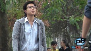 Trò chuyện với chàng Việt Kiều trẻ John Hùng Trần ở Hà Nội