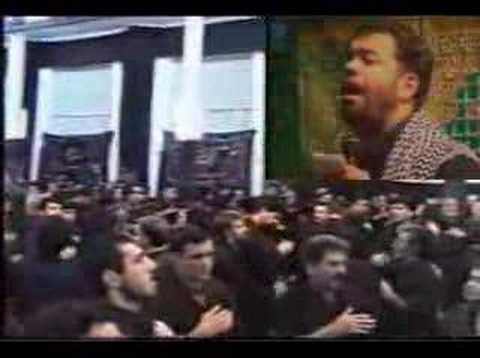 Ashoura,hossein,kir,kos,iran,moharram video