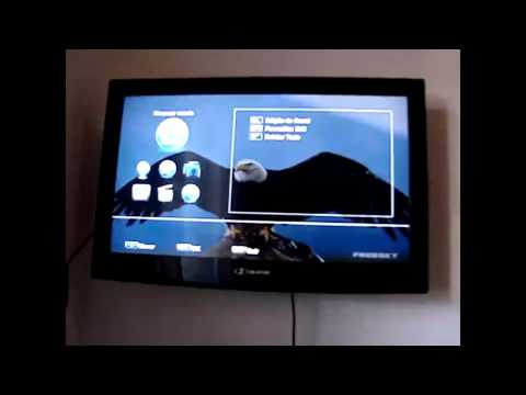 FREESKY VOYAGER Test GPRS   IKS   Wii Fii   Dongle
