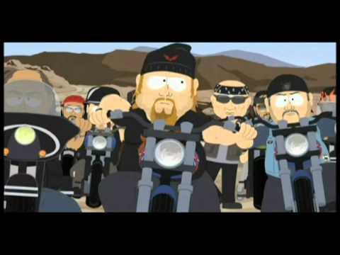 Misc Cartoons - South Park - Butters Show Theme