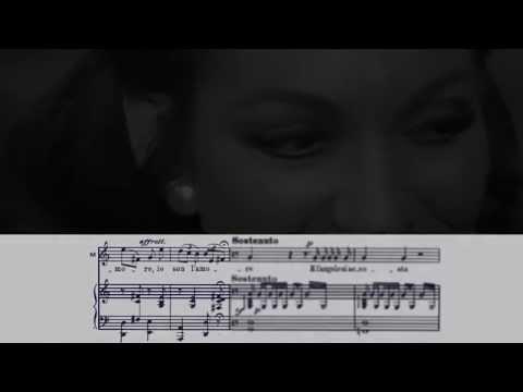 Maria Callas: «La mamma morta», Andrea Chénier, de Umberto Giordano
