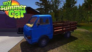 HAYOSIKO PICKUP - FARMER CAR - My Summer Car #153 (Mod)