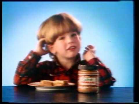 Calvé Pindakaas reclame uit de jaren 80 (2) (Nederlands)
