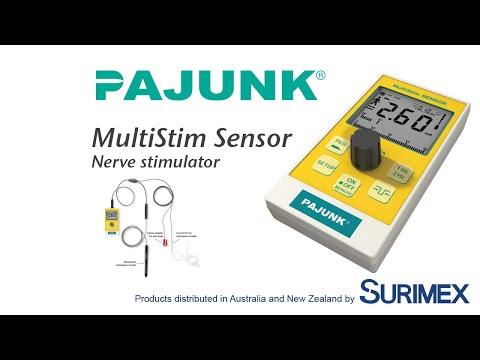 Back Nerve Stimulator Mapping Nerve Stimulator