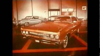 Vintage Commercials 1960's 1970  Vehicles Autos Plymouth Renault