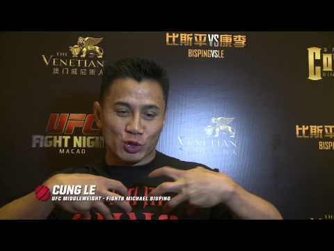Fight Night Macao Open Workout Highlights