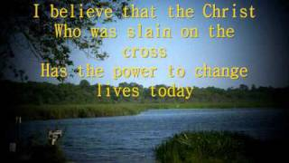 I Believed In A Hill Called Mt Calvary By Lyn A Hopkins