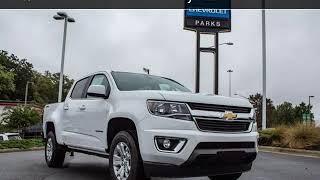 2019 Chevrolet Colorado 4WD LT New Cars - Charlotte,NC - 2019-02-22