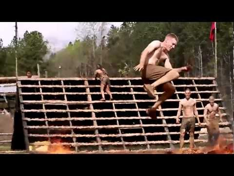 Spartan Race Official Rap Video: Be a Spartan - by CON-MAN