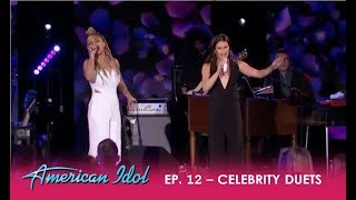 "Download Lagu Jurnee & Lea Michele HEARTFELT Performance - ""Run To You"" By Michele 