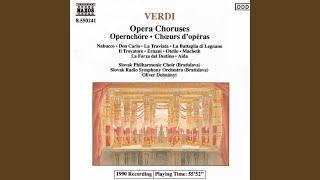 Nabucco Va Pensiero 34 Chorus Of Hebrew Slaves 34