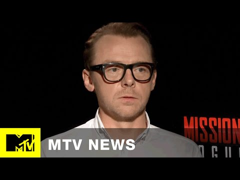 Simon Pegg Ranks All Six 'Star Wars' Movies In Under A Minute