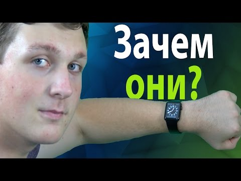 Обзор Apple Watch от Alex Gech