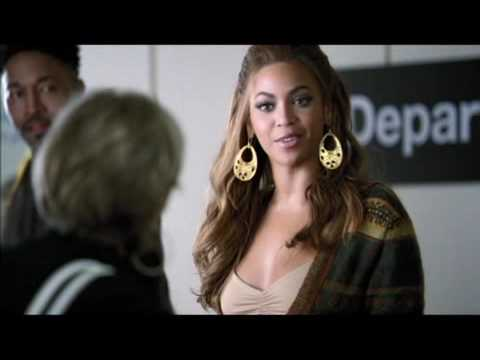 beyonce´s american express commercial Video