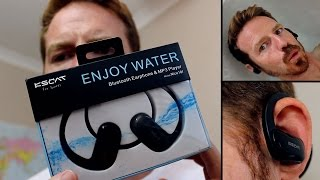 Waterproof headphones that will motivate you to swim more often