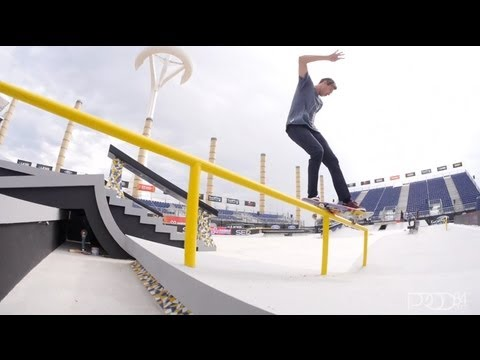 Paul Rodriguez, Chris Cole, Mikey Taylor & Manny Santiago Street League at X Games Barcelona