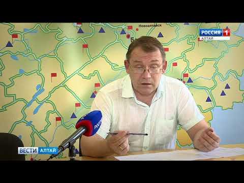 Синоптики Алтайского края: «Торнадо появился за секунды и обошёл все датчики ветра»