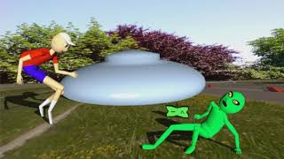 How to Handle a UFO Landing Near You
