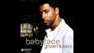 Watch Babyface Grown  Sexy video
