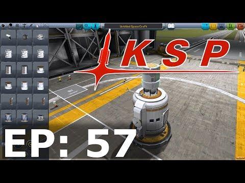 Kottabos Space Program EP57 - KSP Interstellar Mod
