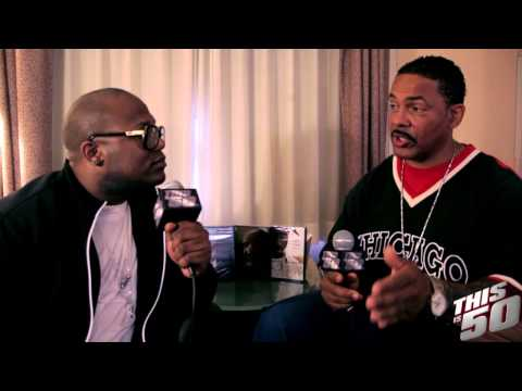 Frank Alexander on How He Became Pac's Bodyguard (Pt. 2)