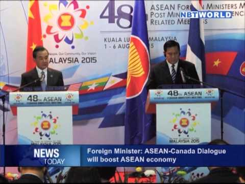 Foreign Minister: ASEAN-Canada Dialogue will boost ASEAN Economy