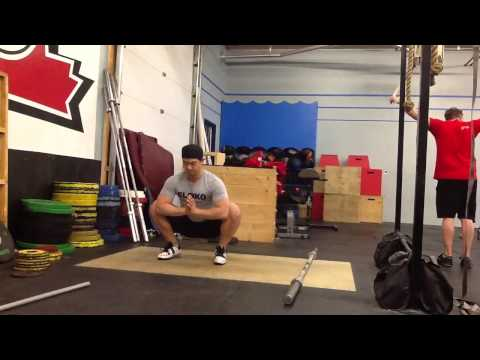 Olympic weightlifting warm up routine (with narration) Image 1