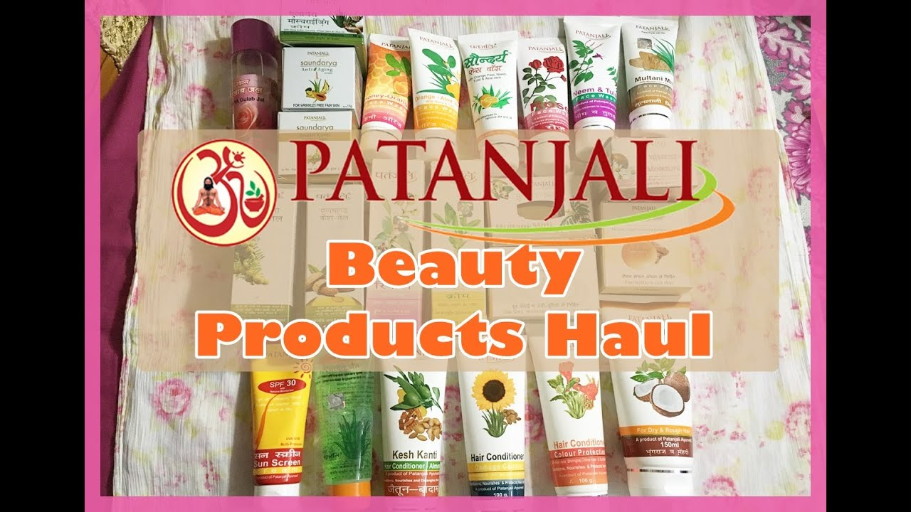 Patanjali Beauty Products Haul | Patanjali New Products | Indian Mom on Duty