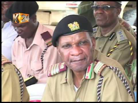 Security chiefs from the Coast convene meeting amidst tension between pastoralist & farmers