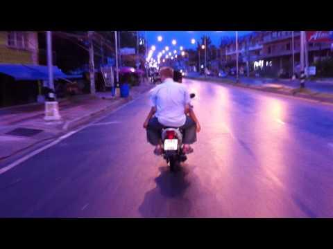 Motorbike Taxi – Pattaya, Thailand