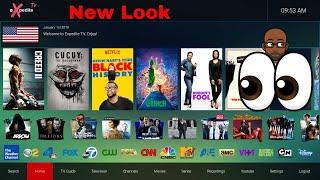 New Look Expedite Tv