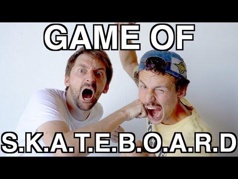 Game Of SKATEBOARD | Aaron Kyro VS Jonny Giger