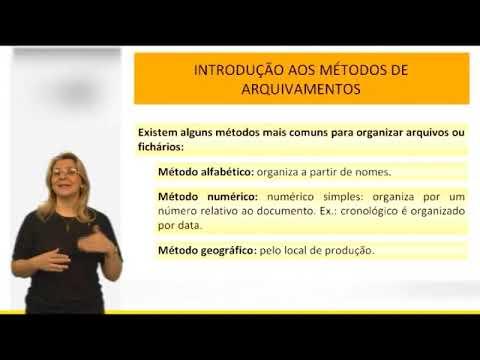 Arquivologia - Classificação Documentos - Vídeo Aula Concurso 2014
