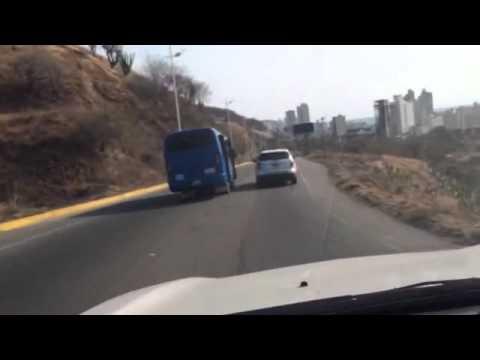 Conductores imprudentes en #SantaMarta